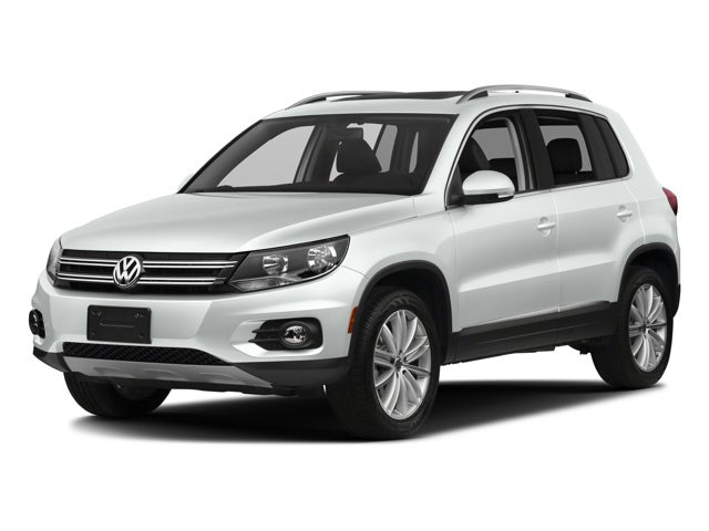 2017 Volkswagen Tiguan Wolfsburg Edition Volkswagen
