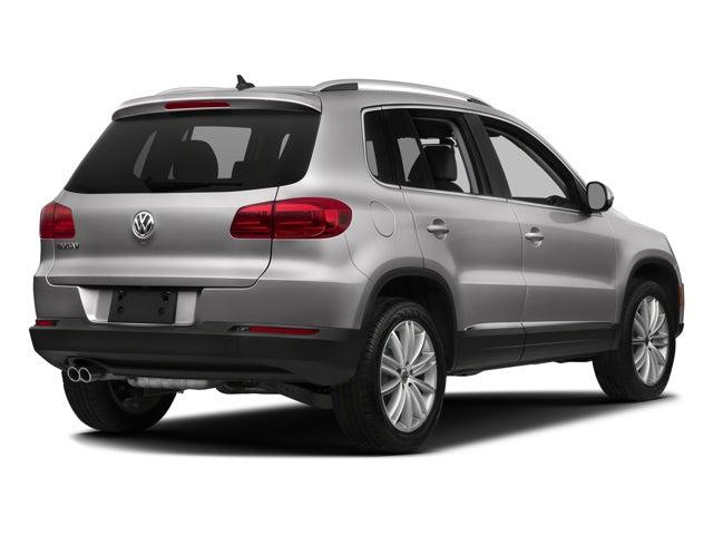 2017 Volkswagen Tiguan Wolfsburg Edition Hamilton Nj Area