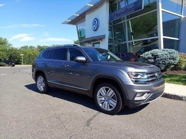 2018 Volkswagen Atlas 3 6l V6 Sel Premium Volkswagen